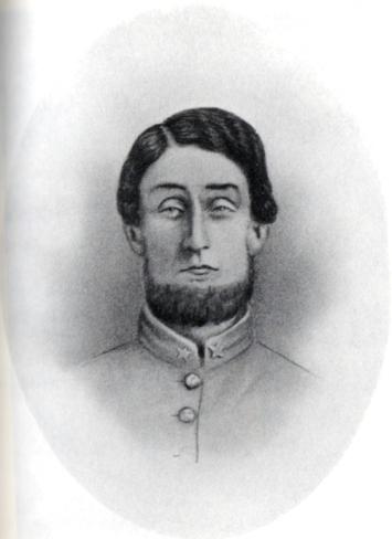 Maj. Wm Patrick (1822-Sept 3, 1862)